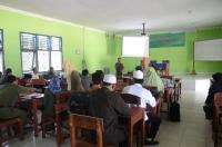 IHT Implentasi Kurikulum 2013 Mata Pelajaran PAI dan Bhs. Arab 23-25 Maret 2015di MAN 1 Lampung Timur