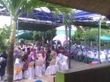 Perpisahan siswa Kls XII di Palm Indah Ganjar Agung