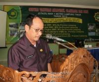 Kakanwil Kemenag Prop. Lampung